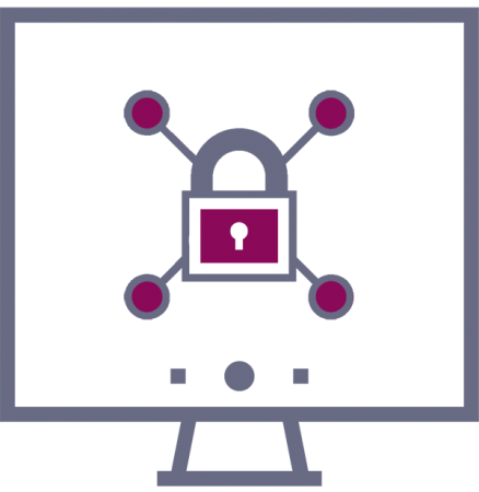 lock on screen icon