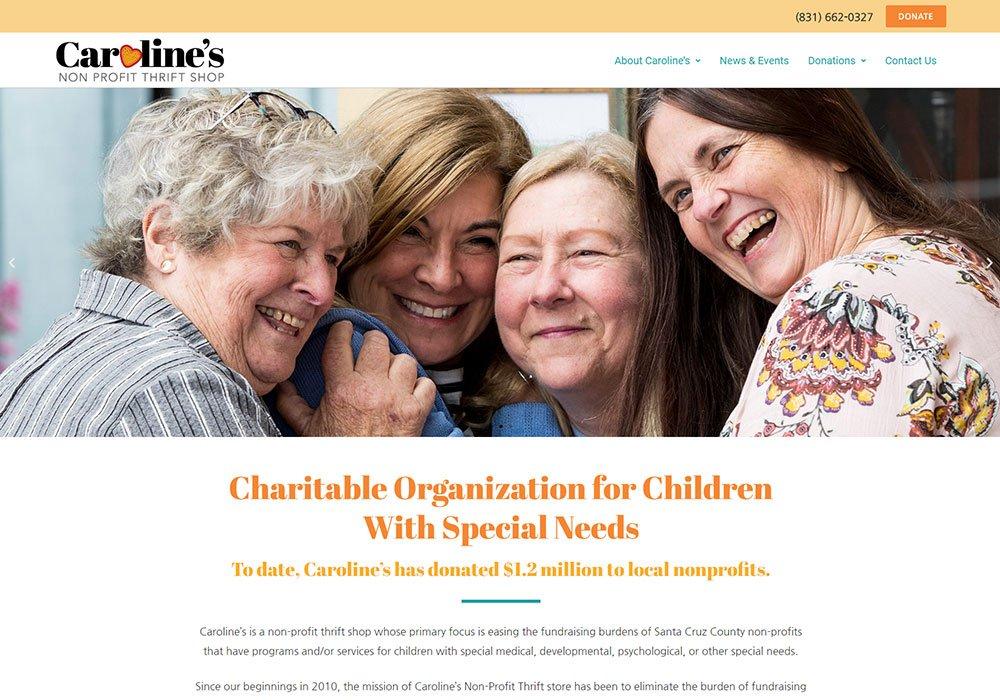Caroline's Non Profit Thrift Shop