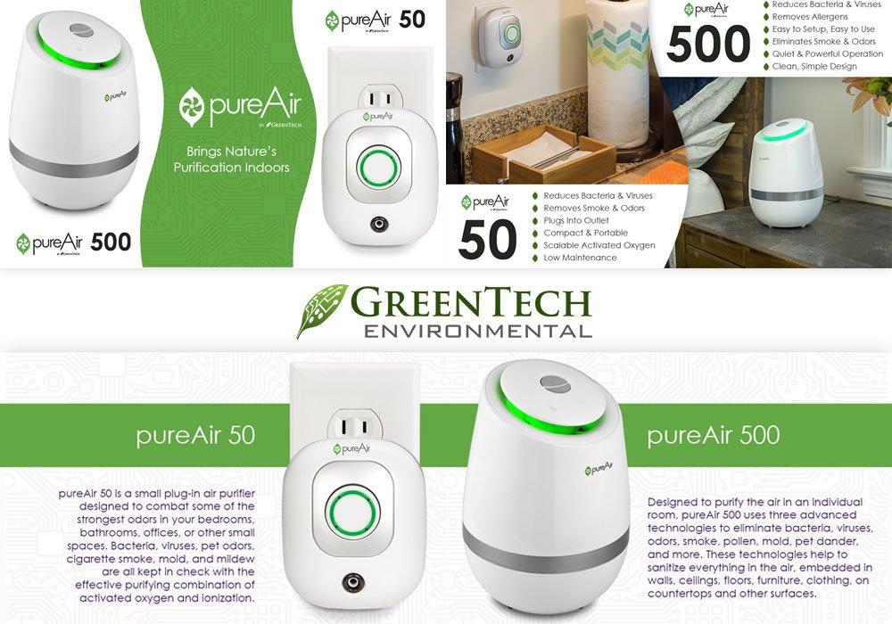 GreenTech Environmental Amazon Brand Store
