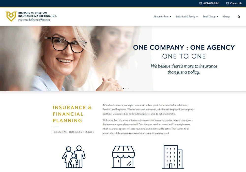 Richard W. Shelton Insurance Marketing, Inc.